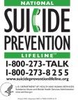 National Suicide Prevention Lifeline Magnet